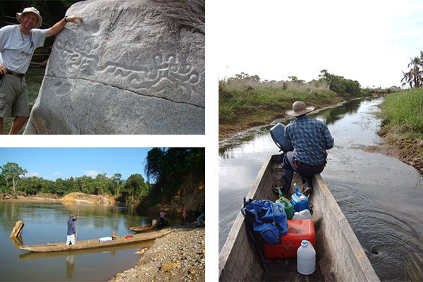 lagoons and petroglyphs las marías river for 6 days expedition